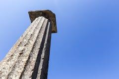 3rd för centgreece för b c palaestra för olympia monument B C ) i Olympia Grekland Arkivbild