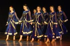 23rd folkloru Międzynarodowy festiwal w Izrael Obrazy Stock