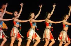 23rd folkloru Międzynarodowy festiwal w Izrael Zdjęcie Royalty Free