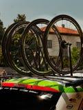 98 rd Giro d Italia (Tour of Italy) -   Cycling Royalty Free Stock Photo