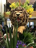 The 43rd Macys Flower Show in New York in 2017 Royalty Free Stock Photos
