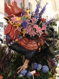 The 43rd Macys Flower Show in New York in 2017 Stock Images