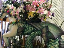 The 43rd Macys Flower Show in New York in 2017 Royalty Free Stock Photo
