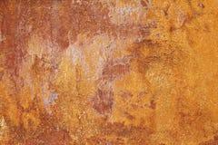 Röd och orange färg texturerad bakgrund Arkivbild