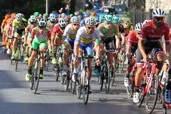 53rd Presidential Cycling Tour of Turkey Royalty Free Stock Images