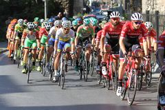 53rd Presidential Cycling Tour of Turkey Stock Photography