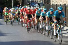 53rd Presidential Cycling Tour of Turkey Royalty Free Stock Photos