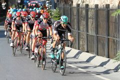 53rd Presidential Cycling Tour of Turkey Stock Image