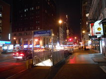 23rd Street MTA Subway and Path Station. 23rd Street MTA Subway and Path Station in New York Stock Photography