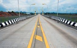 3rd Thailändsk-laotiska kamratskapbro, Thailand fotografering för bildbyråer