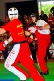 3rd światu kickboxing mistrzostwo 2011 Zdjęcie Royalty Free