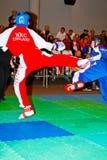3rd światu kickboxing mistrzostwo 2011 Obrazy Royalty Free