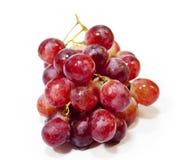 röda druvor Royaltyfria Foton