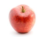 röda äpplen Fotografering för Bildbyråer