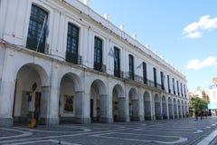 Rdoba de ³ de Cabildo de CÃ - la ville Hall Cordoba Argentina images stock
