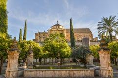Rdoba de ³ de Mezquita†«Catedral de CÃ, Andalousie, Espagne Photographie stock