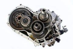 Réducteur de transmission d'automobile Image libre de droits