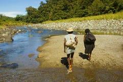 rdzennej ludności Obrazy Royalty Free
