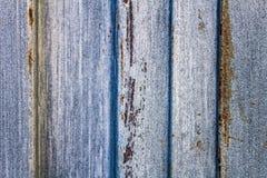 Rdzewiejący żaluzja szczegółu żaluzji drewno obrazy royalty free