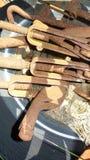 rdzewiejący narzędzia Zdjęcia Stock