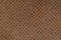 rdzewiejący okładkowy metal zdjęcia stock