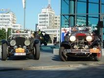 Reúna Pekín a París 2013, Kharkov, coches imágenes de archivo libres de regalías