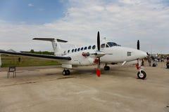 Re Air 351 di Beechcraft Fotografia Stock