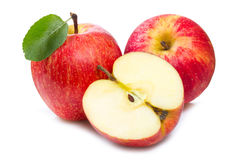 Re apples Royalty Free Stock Photo
