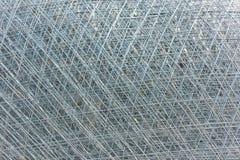 Re-bar Metal Grid Royalty Free Stock Photos