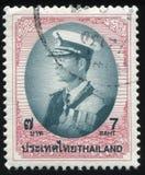 Re Bhumibol Adulyadej Fotografie Stock