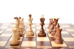 Re in bianco e nero immagini stock libere da diritti