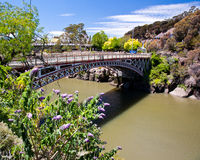 Re Bridge Immagini Stock Libere da Diritti