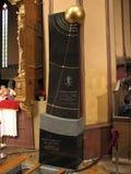 Re-burial de Nicolaus Copernicus en Frombork Imagenes de archivo