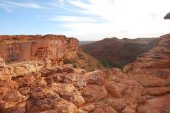 Re Canyon Immagine Stock Libera da Diritti