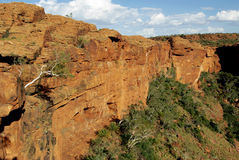 Re Canyon, Australia Fotografia Stock
