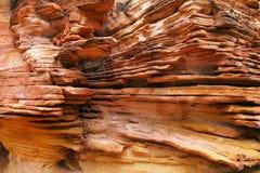 Re Canyon, centro rosso, Australia immagini stock