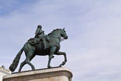 Re Charles III fotografia stock libera da diritti