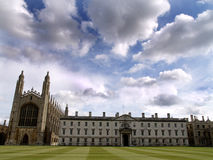 Re College Cambridge Immagine Stock