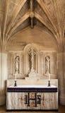 Re College Chapel Cambridge Inghilterra Fotografie Stock