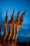Re dei Nagas Fotografie Stock Libere da Diritti