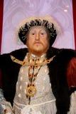 Re del Henry VIII dell'Inghilterra Fotografia Stock Libera da Diritti