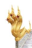 Re della statua del naga Immagine Stock Libera da Diritti