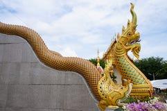 Re della statua di Na-gas Fotografia Stock