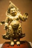 Re di ŒHeavenly del ¼ dello statï di Œlokapala del ¼ di Buddhaï immagine stock