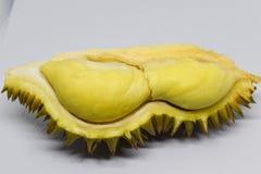 Re di frutta, durian immagine stock