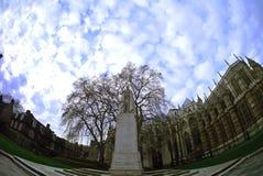 Re di George V dell'Inghilterra - Londra Fotografia Stock Libera da Diritti
