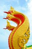 Re di Nagas Fotografia Stock