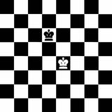 Re di scacchi Immagine Stock Libera da Diritti