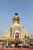 Re di Vientiane Immagini Stock Libere da Diritti