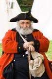 Re-enactment Battle of Waterloo, Belgium 2009 Stock Photos